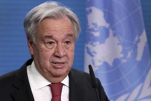 Tổng thư ký Liên hợp quốc Antonio Guterres tranh cử nhiệm kỳ thứ hai