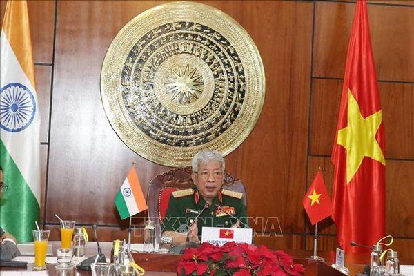 Đối thoại Chính sách quốc phòng lần thứ 13 Việt Nam - Ấn Độ