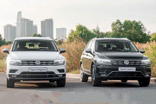 Volkswagen Tiguan 2021 ra mắt ở Việt Nam, giá từ 1,699 tỷ đồng