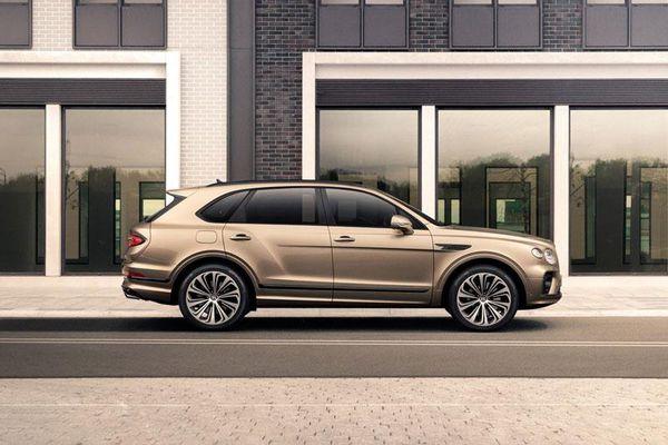 'Soi' Bentley Bentayga Hybrid 2021: Công suất 443 mã lực, phạm vi hoạt động 50 km