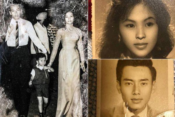 Lý Quí Khánh khoe ảnh ông bà nội thời trẻ: Đẹp như minh tinh, tài tử điện ảnh
