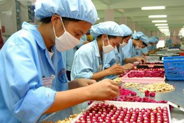 Nâng cao mức sống, cải thiện điều kiện làm việc của công nhân lao động