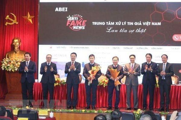 Việt Nam chính thức có cổng thông tin tiếp nhận phản ánh, công bố tin giả
