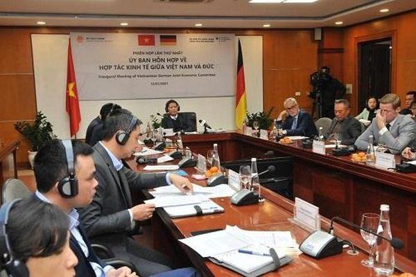 Cơ hội tăng trưởng xuất nhập khẩu với Đức nhờ đòn bẩy EVFTA