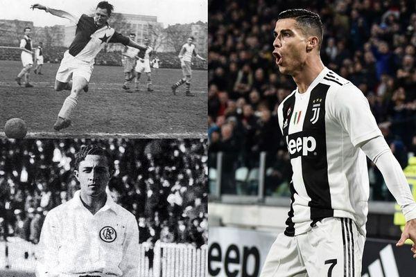 Top 10 cầu thủ ghi bàn nhiều nhất thế giới: Ngả mũ trước Ronaldo