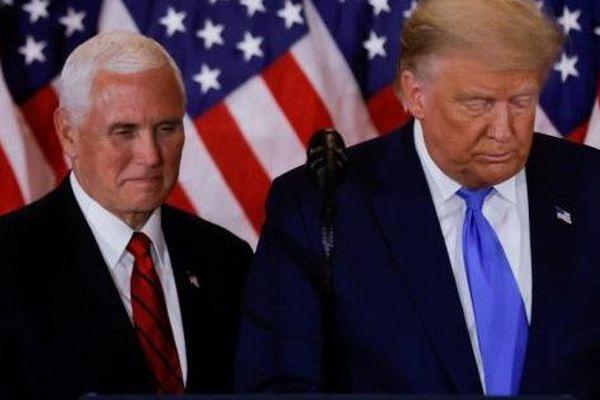 Sóng gió những ngày cuối nhiệm kỳ Tổng thống Trump căng thẳng trong loạt kịch bản luận tội