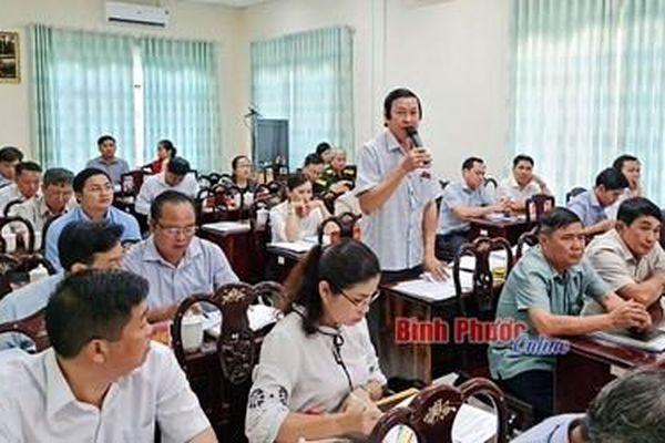 Bình Phước tăng cường công tác phát triển đảng