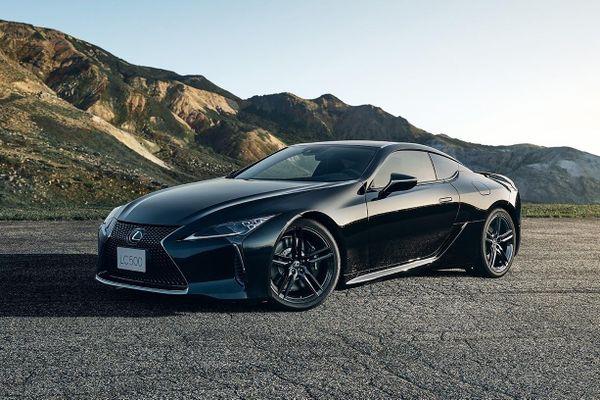Lexus LC 500 Inspiration Series đời 2021 được ra mắt