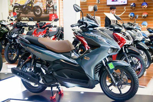 Honda Air Blade được bán với giá từ 39 triệu đồng tại TP.HCM