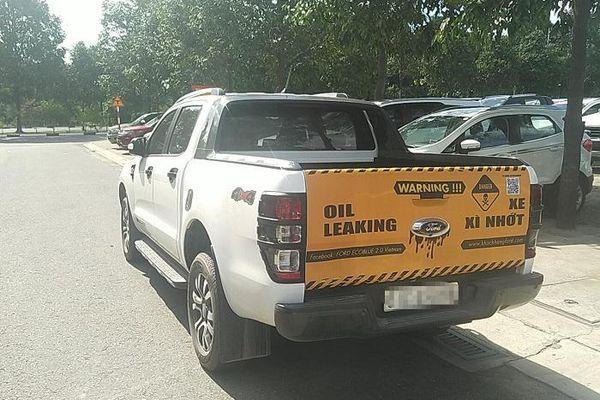 Xe vẫn chảy dầu, Ford khăng khăng giải pháp khắc phục hiệu quả