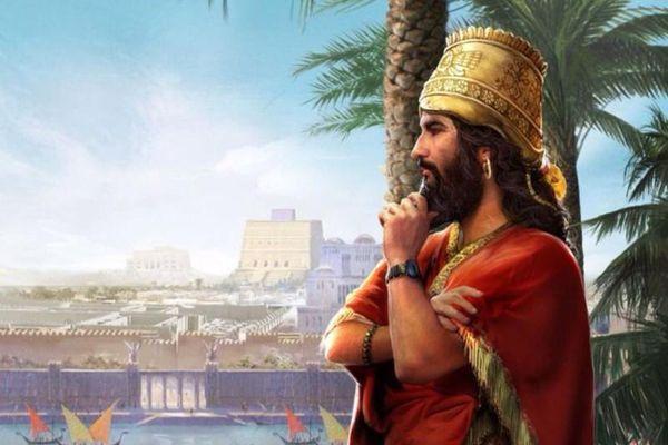 Bật mí ông hoàng giúp đế chế Babylon hùng mạnh trước Ai Cập