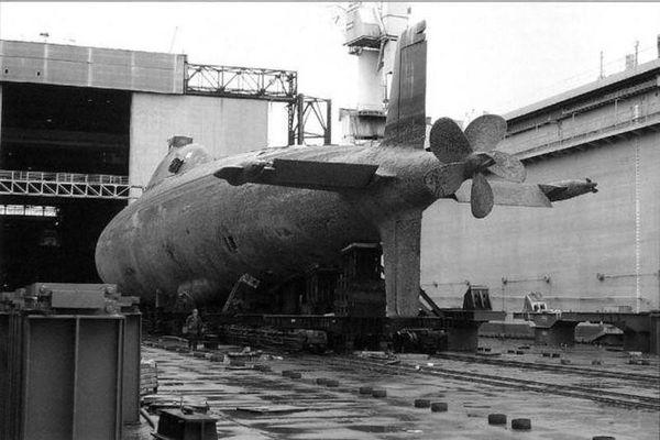 Số phận hẩm hiu của tàu ngầm hạt nhân nhanh nhất lịch sử