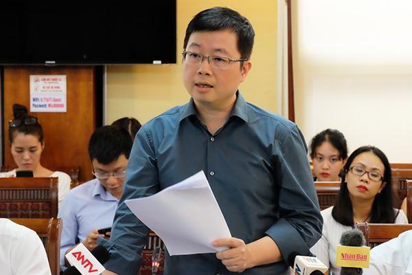 Cục trưởng Cục Báo chí: 'Đợt tổng kiểm tra sức khỏe của báo chí Việt Nam'