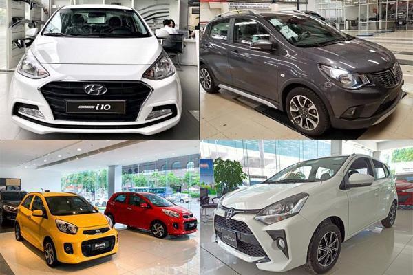 Xe hạng A tháng 12/2020: Hyundai Grand i10 đánh bại Vinfast Fadil