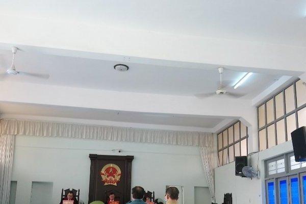 Y án sơ thẩm đối với nguyên Chủ tịch, Phó Chủ tịch UBND TP.Phan Thiết
