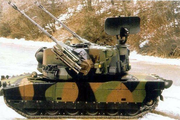 Pháp cố biến xe tăng Leclerc thành tổ hợp phòng không tương tự Tunguska