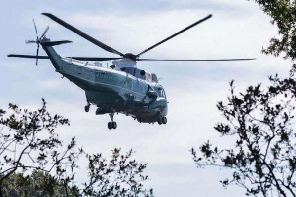 Lý giải bí ẩn trực thăng vần vũ gần nơi ở của Phó Tổng thống Mỹ Mike Pence