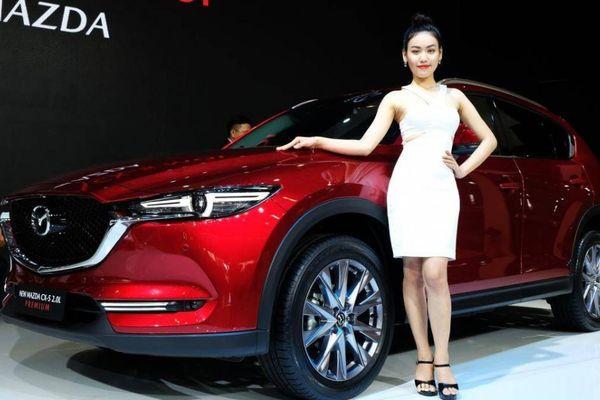 Bán hơn 11 nghìn xe năm 2020, Mazda CX-5 lấy lại ngôi đầu phân khúc