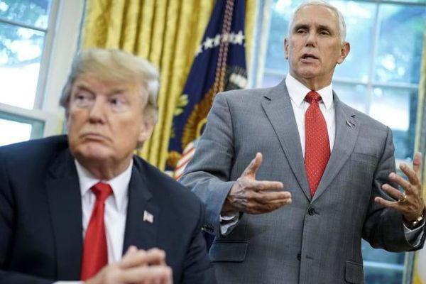 Ông Pence phản hồi Chủ tịch Hạ viện về đề xuất phế truất ông Trump bằng Tu chính án thứ 25
