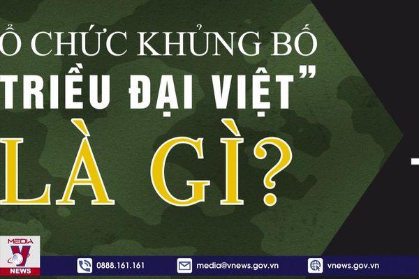 'Triều đại Việt' nhằm vào các đối tượng nhận thức mơ hồ về chính trị, cần kíp về tài chính