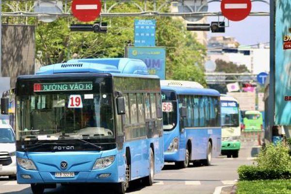 TP.HCM đồng ý đề xuất mở 5 tuyến xe buýt điện