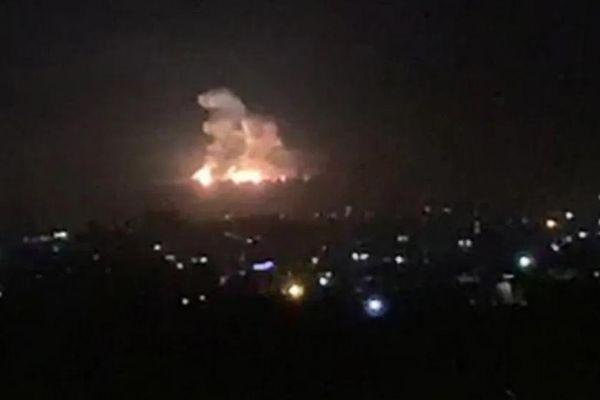 Israel tấn công Syria, 23 người thiệt mạng