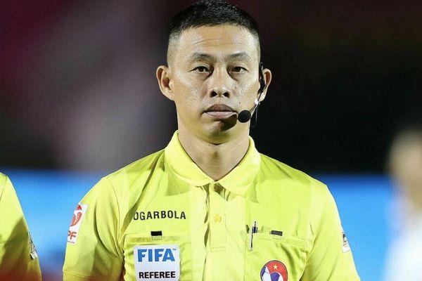 Trọng tài giỏi nhất Việt Nam bắt trận Nam Định - Hà Nội FC