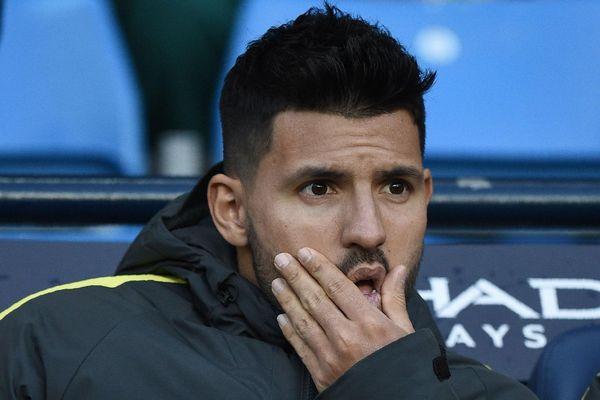 Nỗi buồn của Aguero ở buổi hoàng hôn sự nghiệp