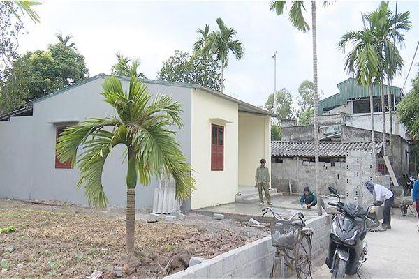 Hà Nam tích cực hỗ trợ hộ nghèo xây dựng nhà ở