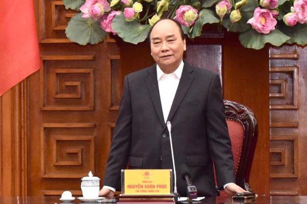 Thủ tướng Nguyễn Xuân Phúc làm việc với lãnh đạo chủ chốt tỉnh Bình Phước