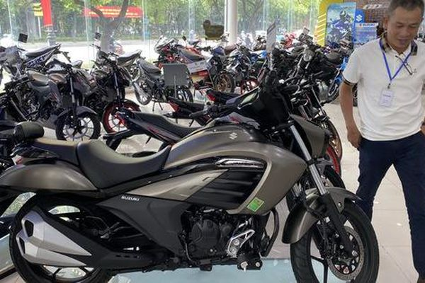Tiêu thụ xe máy ở Việt Nam ngày càng giảm