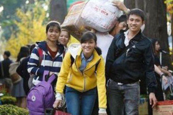 Một trường đại học ở TP.HCM cho sinh viên nghỉ Tết Nguyên đán 49 ngày