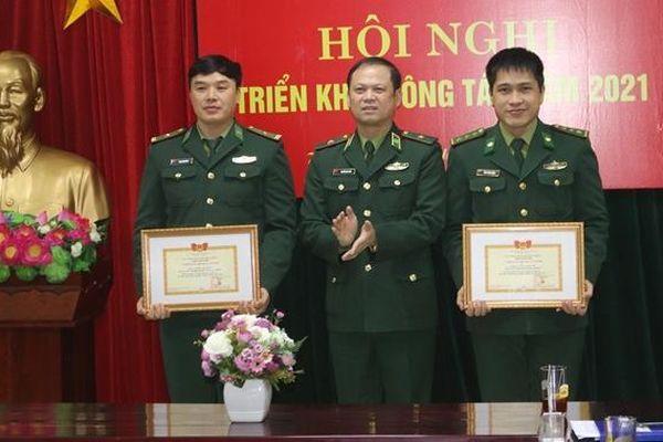 Viện kiểm sát quân sự BĐBP triển khai công tác năm 2021