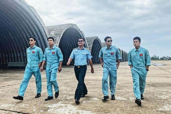 Bộ phim đề tài người lính không quân sẽ lên sóng ngày mùng 1 Tết