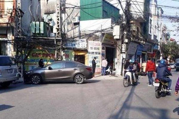 Nam thanh niên tử vong sau va chạm với xe ô tô do Trưởng phòng Kinh tế- hạ tầng huyện Vũ Thư điều khiển