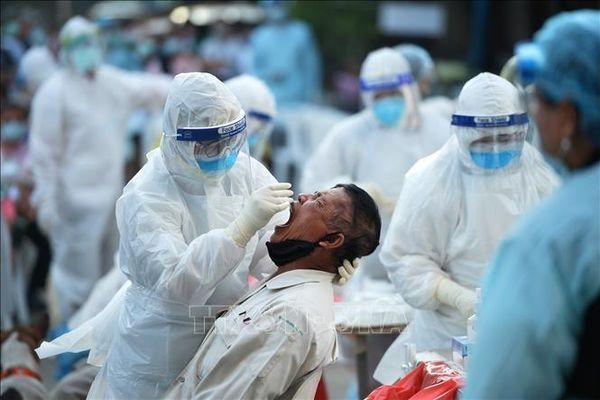 Thái Lan lần đầu tiên cải tạo nhà máy thành khu điều trị bệnh nhân COVID-19