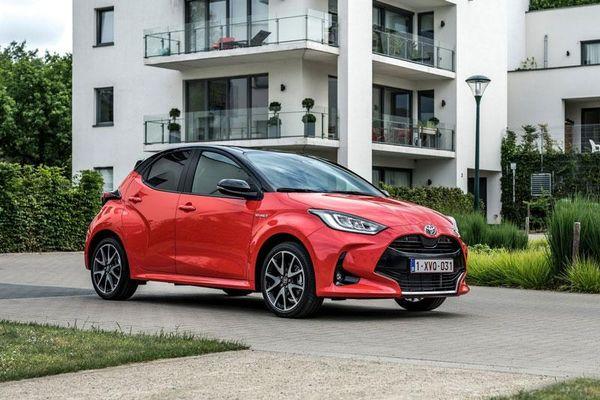 Top 10 xe compact bán chạy nhất thế giới năm 2020