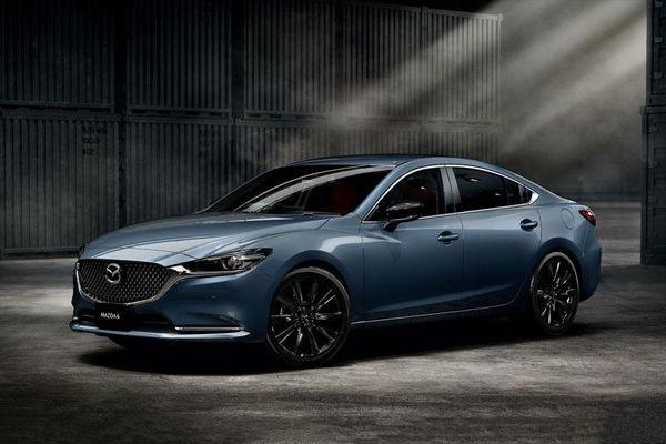Mazda6 2021 thêm phiên bản mới, giá hơn 600 triệu đồng