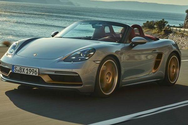 2021 Porsche Boxster 25 Edition bản kỷ niệm ra mắt, đẹp từng chi tiết