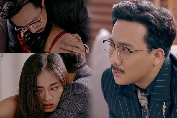 Tập 5 'Tâm Sắc Tấm': Trấn Thành vừa đòi mây mưa, vừa dọa tung clip 'nóng' của con gái Lê Giang lên mạng