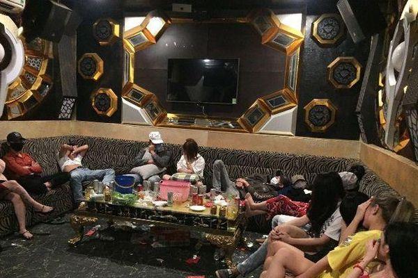 Quảng Nam: Phát hiện hàng chục đối tượng dương tính ma túy trong các quán karaoke ở Duy Xuyên