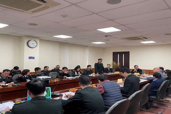 Thanh tra Bộ Công Thương bảo vệ thành công đề tài khoa học cấp Bộ năm 2020