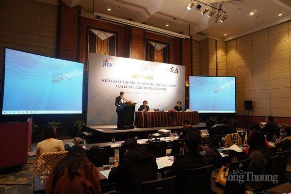 Bộ Công Thương nâng cao năng lực thực thi Luật Cạnh tranh cho doanh nghiệp