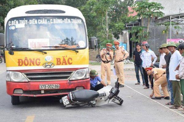 Nghệ An: Ngăn nguy cơ tai nạn từ 'hung thần' xe buýt