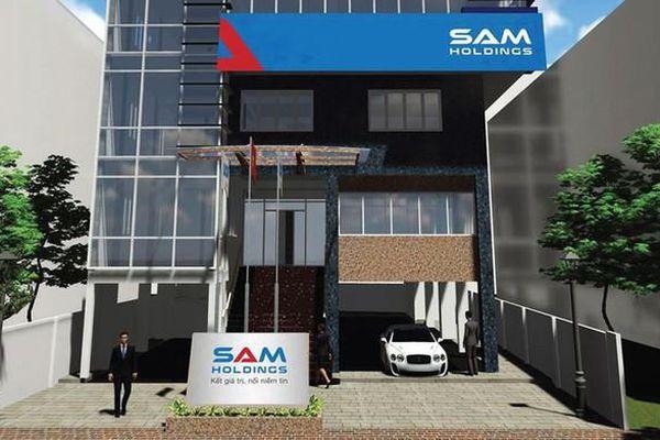 SAM Holdings lập công ty con về bất động sản vốn 250 tỷ đồng
