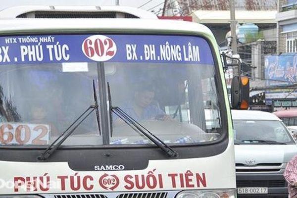 Danh sách Lộ trình, lịch trình các tuyến xe buýt tại TP.HCM đi Đồng Nai mới nhất, chi tiết nhất năm 2021