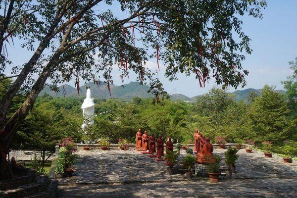 Khóa tu dành cho chư Ni trẻ nhân Tết Tân Sửu tại thiền viện Pháp Sơn