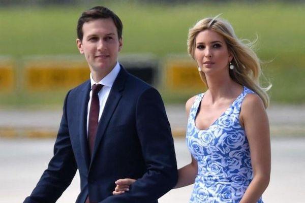 Vợ chồng Ivanka Trump bị hàng xóm mới hắt hủi