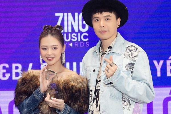Chiến thắng của bộ đôi Trịnh Thăng Bình và Liz Kim Cương ở ZMA 2020