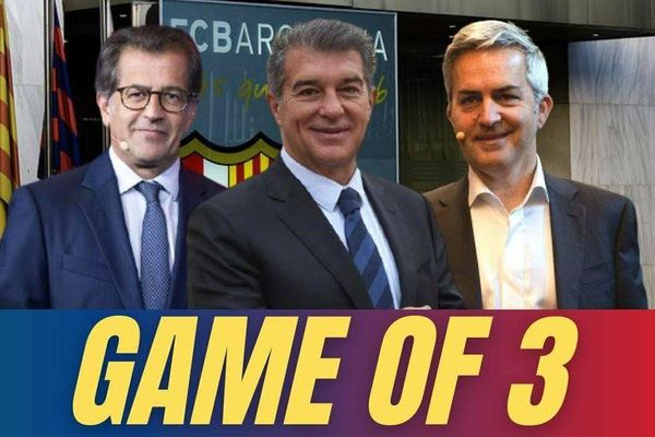 Nóng bỏng cuộc bầu cử chức Chủ tịch CLB Barca